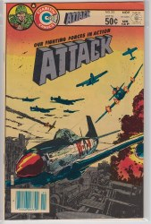 ATTACK (4TH SERIES) #31 VF+