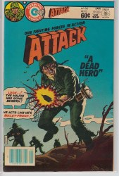 ATTACK (4TH SERIES) #32 NM-