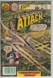 ATTACK (4TH SERIES) #33 NM-