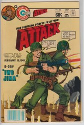 ATTACK (4TH SERIES) #34 NM-