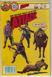 ATTACK (4TH SERIES) #36 NM