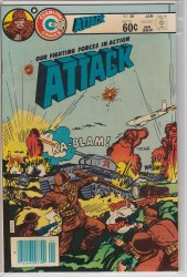 ATTACK (4TH SERIES) #38 NM+