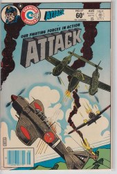 ATTACK (4TH SERIES) #47 NM-