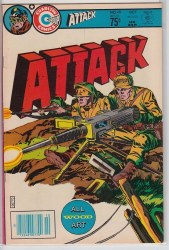 ATTACK (4TH SERIES) #48 NM-