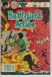 BATTLEFIELD ACTION #64 VG+