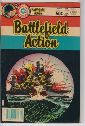 BATTLEFIELD ACTION #66 NM