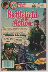 BATTLEFIELD ACTION #67 VF+