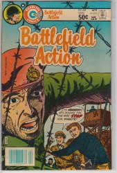 BATTLEFIELD ACTION #68 NM-
