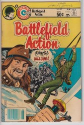 BATTLEFIELD ACTION #69 FN