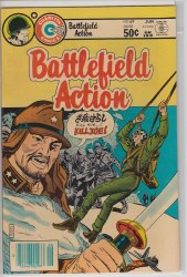 BATTLEFIELD ACTION #69 NM-