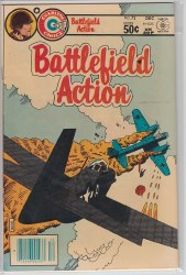 BATTLEFIELD ACTION #72 NM-