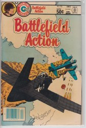BATTLEFIELD ACTION #72 VF
