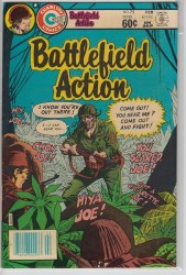 BATTLEFIELD ACTION #73 NM-