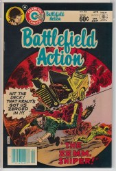 BATTLEFIELD ACTION #74 NM-