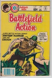 BATTLEFIELD ACTION #81 NM-