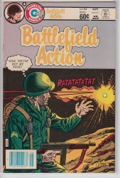 BATTLEFIELD ACTION #82 NM-