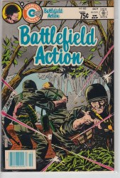 BATTLEFIELD ACTION #83 NM-