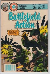 BATTLEFIELD ACTION #85 NM-