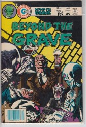 BEYOND THE GRAVE #14 NM
