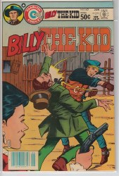 BILLY THE KID #142 NM