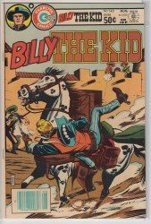 BILLY THE KID #143 NM-
