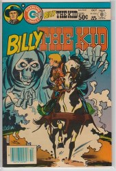 BILLY THE KID #144 NM-