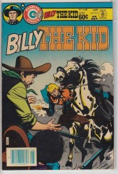 BILLY THE KID #148 NM-