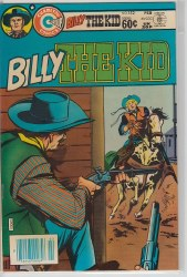 BILLY THE KID #152 NM-