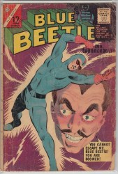 BLUE BEETLE (CHARLTON, 2ND SERIES) #3 GD