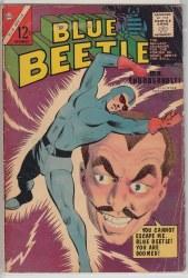 BLUE BEETLE (CHARLTON, 2ND SERIES) #3 VG