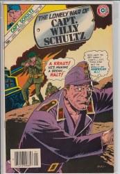 CAPT. WILLY SCHULTZ #77 NM-
