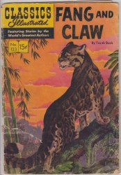 CLASSICS ILLUSTRATED #123-3 FR
