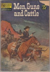 CLASSICS ILLUSTRATED SPECIAL ISSUE #153/A GD