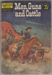CLASSICS ILLUSTRATED SPECIAL ISSUE #153/A GD+