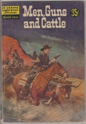 CLASSICS ILLUSTRATED SPECIAL ISSUE #153/A VG-