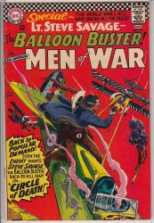 ALL-AMERICAN MEN OF WAR #116 VF-