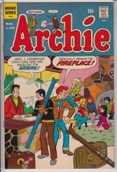 ARCHIE #216 VF+