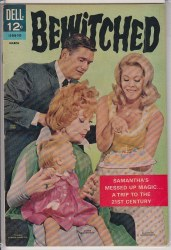 BEWITCHED #8 VF