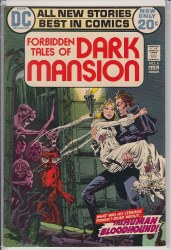 FORBIDDEN TALES OF DARK MANSION #6 VF