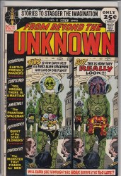 FROM BEYOND THE UNKNOWN #13 VF