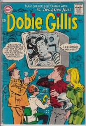 MANY LOVES OF DOBIE GILLIS #25 FN-
