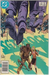 SGT. ROCK #386 VF-NM