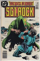 SGT. ROCK #399 VF-NM