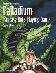 PALLADIUM FANTASY RPG-2ND EDITION