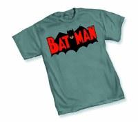 BATMAN LOGO T/S XXL