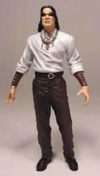 VAMPIRE THE MASQUERADE BECKETT ACTION FIGURE