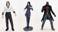 VAMPIRE THE MASQUERADE ACTION FIGURE SET