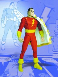 FIRST APPEARANCE SHAZAM! ACTION FIGURE