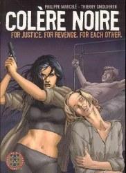 COLERE NOIRE GN