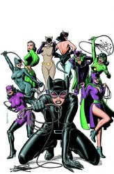 CATWOMAN NINE LIVES OF A FELINE FATALE POSTER